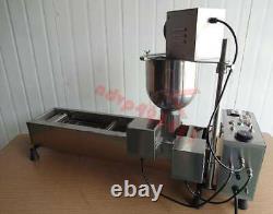 110V/220V Automatic Stainless Steel Mini Donut Maker Donut Making Machine