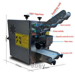 110v Automatic Dumpling skin wrapper making machine Dumpling wrapping maker
