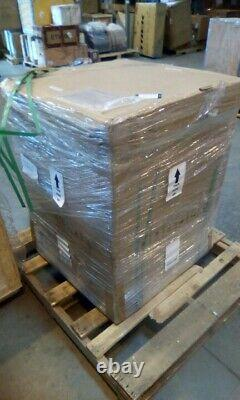 130KG Commercial Ice Maker Ice Cube Making Machine 286LBS with 77LBS Storage Steel