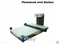 2016 NEW H-18 Photo book maker mounter Flush mount album making machine US