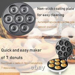 220V MINI Donut Making Machine Breakfast Electric Donut Maker Automatic Doughnut