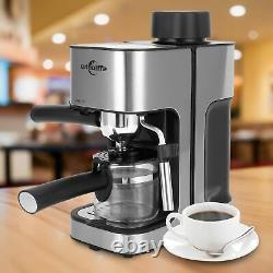 240ml Automatic Coffee Maker 5bar Milk Foam Coffee Machine Coffee Making Supplie