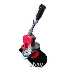 37mm Round Badge Maker Machine for Making DIY Badge Buttons