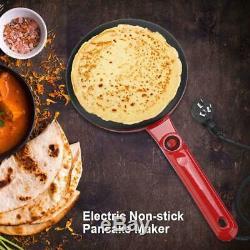 600W Crepe Maker Electric Non-stick Pancake Making Machine Kitchen Cooking Pan
