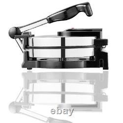 8 inch non-stick chapati tortilla roti maker automatic roti making machine