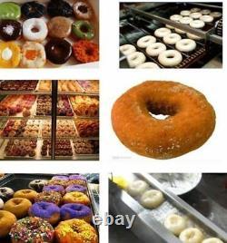 Automatic donut maker, donut making machine, stainless steel mini donut maker