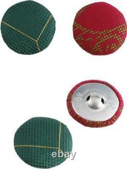 BEAMNOVA DIY Button Maker Kit Punch Press Cloth Button Cover Making Machine 3
