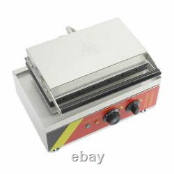 Belgian Waffle Maker Iron Baker Machine for Dessert Making 110V Nonstick 3pcs