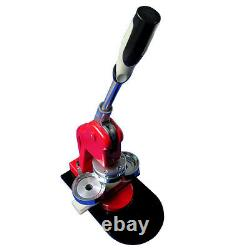 Button Maker Round Badge Making Machine for Making 2-1/5 (56mm) Badges