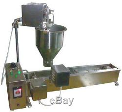 CE Automatic donut maker stainless steel mini donut maker making machine #