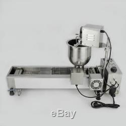 Commercial Donut Maker Doughnut Making Machine 3 Different Sizes Full-automatic