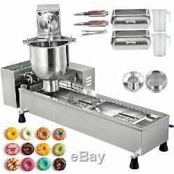 Commercial Doughnut Maker Automatic Donut Making Machine & Manual Donut Machine
