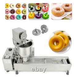 Commercial Doughnut Making Machine Automatic Donut Maker Small Medium Large Size