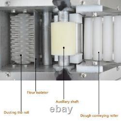 Commercial Dumpling Wrapper Skin Making Machine Spring Roll Skin Maker 110v