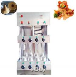 Commercial Electric Cone Pizza Maker Pizza Cone Forming Making Maker Machine t