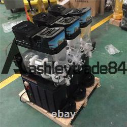Commercial Frozen Drink Slush Making Machine Smoothie Maker 3 Tank TKX-03 110v