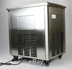 Commerical Popsicle Ice Lolly Making Machine Ice Sucker Maker New kt