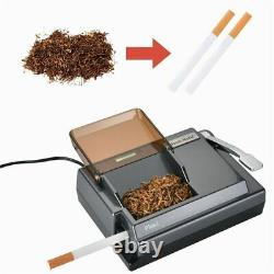 Electric Cigarette Rolling Maker Metal Fully Automatic DIY Cigar Making Machine