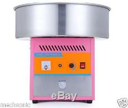 Electric Commercial Candy Floss Making Machine Cotton Sugar Maker 220V Sz