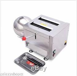 Electric High-speed Herbal Making Machine 3g/6g/9g Maker 30KG/H 220V