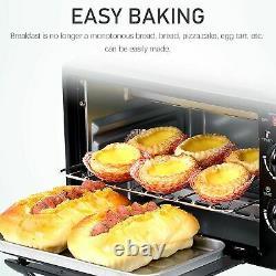 Electric Oven 3 In 1 Breakfast Making Machine Multifunction Drip Coffee Maker