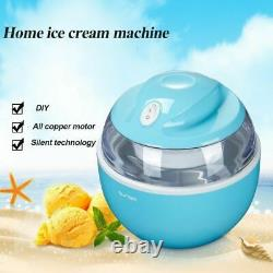 Full Automatic Ice Cream Makers Household Yogurt Making Portable Mini Machine
