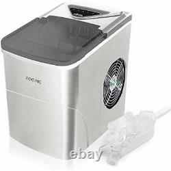 Ice Cube Maker Ice Making Machine Ice Ready in 6 Mins 2L