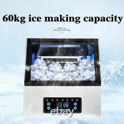 Ice Maker 60KG Cube Ice Making Machine Automatic- Limited Offer