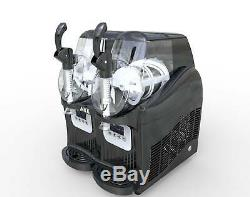 Juice Smoothie Maker 2-2L 2 Tank Frozen Drink Slush Slushy Making Machine