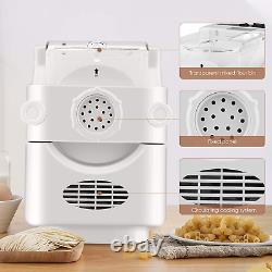 Kacsoo Electric Pasta Maker Machine, Automatic Noodle Making Machine with 9 to