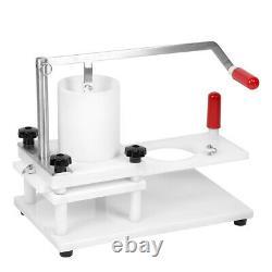 Kitchen Manual Hamburger Press Molding Patty Maker Mold Making Machine