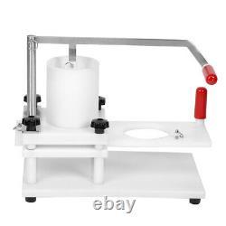 Kitchen Manual Hamburger Press Molding Patty Maker Mold Making Machine For Home