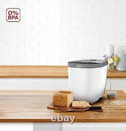 MORPHY RICHARDS Bread Maker Making Machine Bake Fresh Bread NEW / Boxed