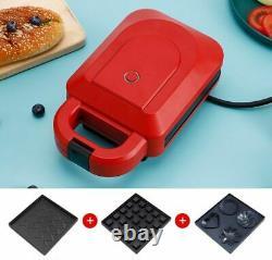 Multifunctional Sandwich Maker Household Breakfast Bread Waffle Making Machine