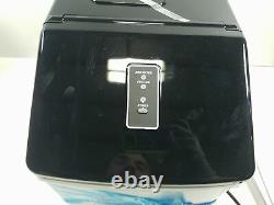 NewAir Countertop Clear Ice Maker Machine, Makes 40 lbs of Ice