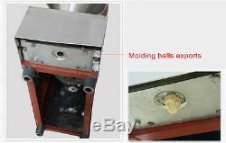 New 220V Horizontal Meatball Making Machine Pork/Beef/Fish/Chicken Balls Maker