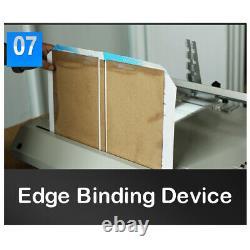 New Pro A3 Hard Cover Case Maker Desktop Hardback Hardbound Making Machine 110V
