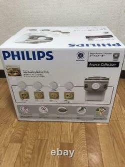 PHILIPS noodle maker noodle making machine HR2365 / 01 limited F/S JAPAN