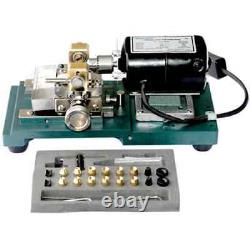 Pearl Drilling Holing Making Machine Driller Beed Maker Kit WithSteel Bit & Needle