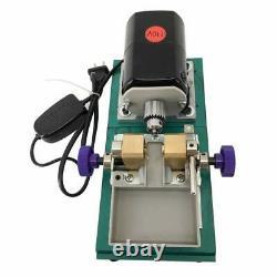 Pearl Drilling Holing Making Machine Stepless Driller 200W 110V Bead Maker Kit