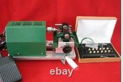 Pearl drilling holing machine Driller Beeds Maker making Kit Jewelry 220V/110V