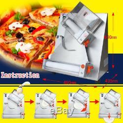 Pizza dough roller machine pizza making machines dough sheeter maker