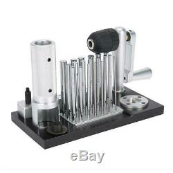 Practical Stainless Steel Manual Jump Ring Maker Machine Jewelry Making Tool Kit