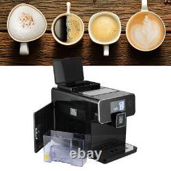 Professional Full-Automatic Latte American Italian Coffee Making Maker Machine