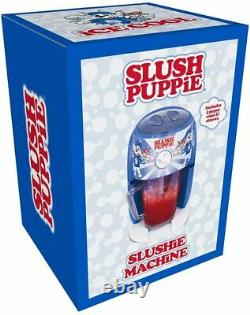 Slush Puppie 9047 Frozen Ice Slushie Drink Maker Machine Make Slushy at Home
