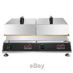 Souffle Making Machine Dorayaki Baker Pancake Maker Commercial3000W Waffle Maker