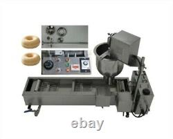 Stainless Steel New Automatic Donut Maker Mini Donut Making Machine With 3 Mo ms