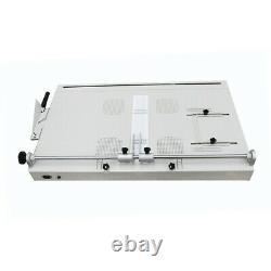 Upgraded A3 Size HardCover Case Maker Portable Hardback Hardbound Making Machine