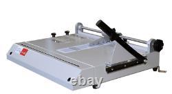 Upgraded A4 Size Hard Case Cover Maker Hardback Hardbound Making Machine 220V