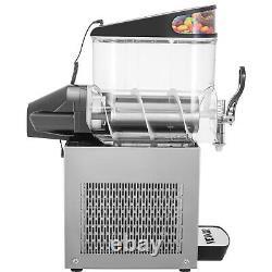VEVOR Commercial 12L Slush Making Machine Frozen Drink Smoothie Ice Maker 3.2Gal